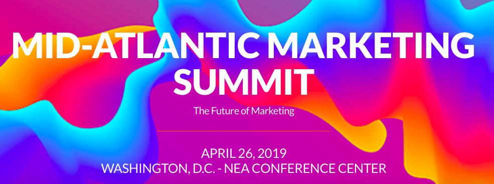 Marketing Summit in D.C. - SEO in 2019: New Strategies, New Tactics