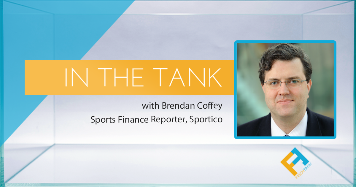 In the Tank with Brendan Coffey