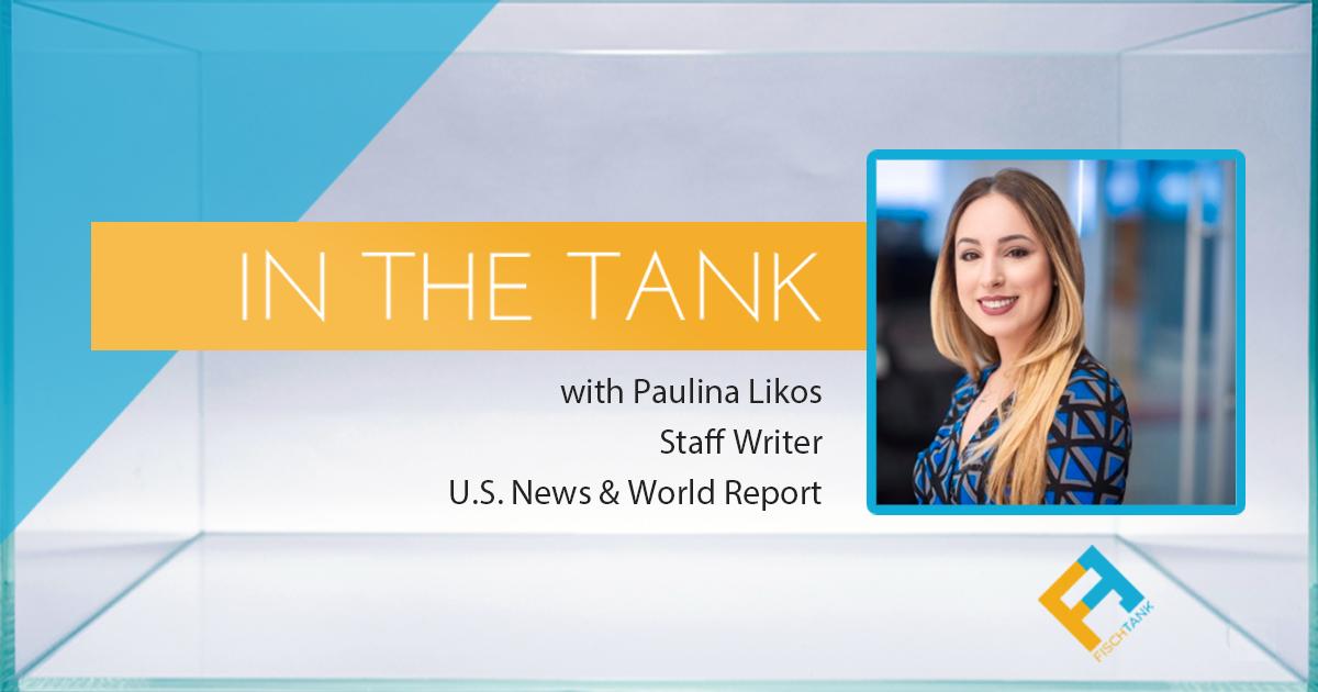 In the Tank with Paulina Likos