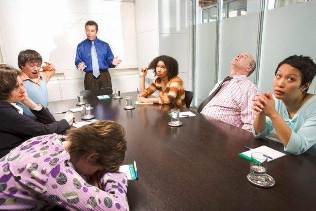 Meeting fatigue